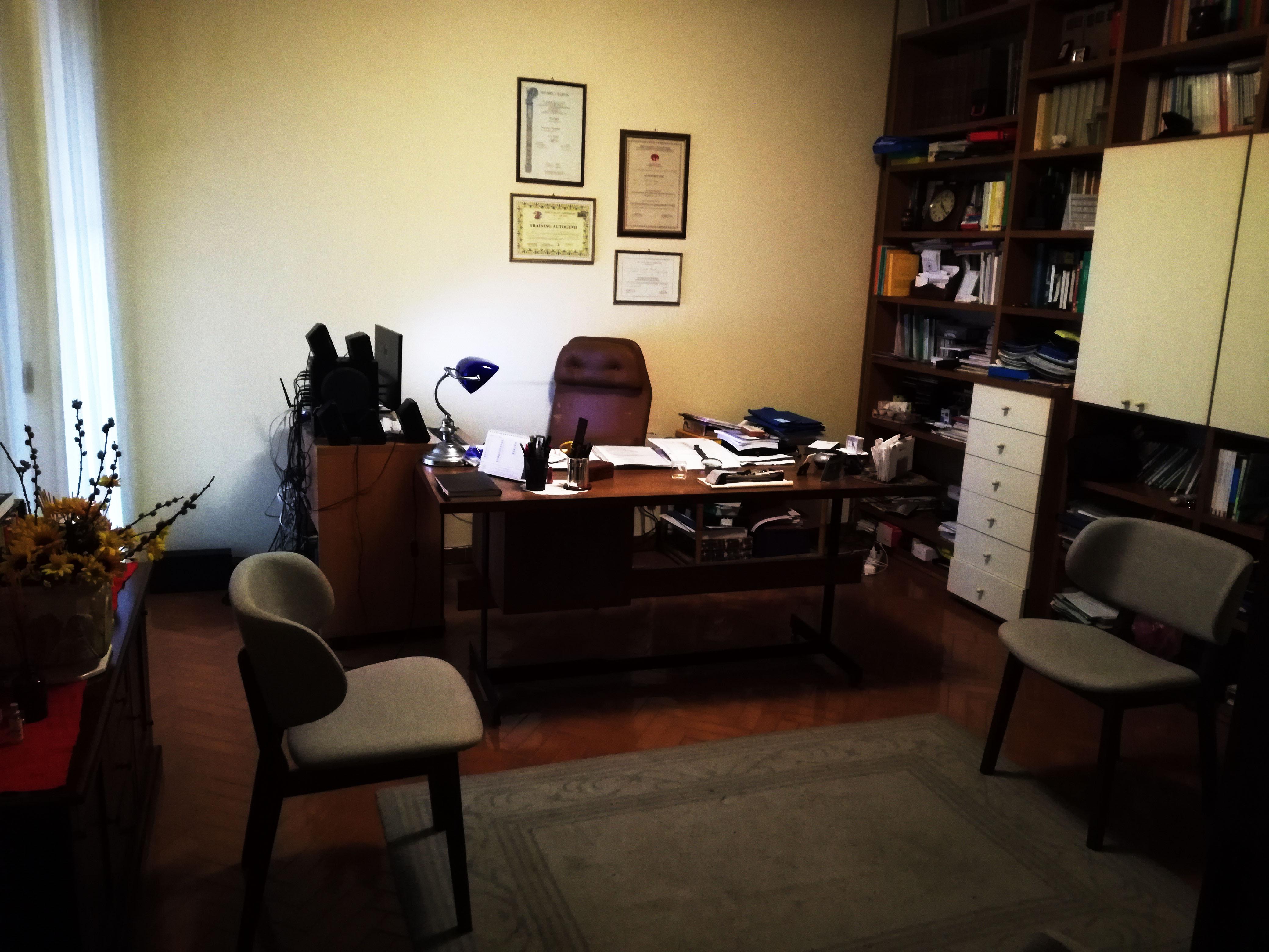 Studio di Psicologia e Psicoterapia - si riceve per appuntamento.